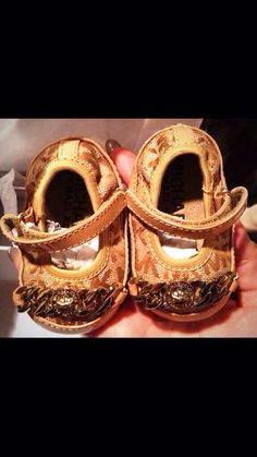 MK baby girl shoes Baby girl Pinterest
