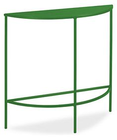 Slim Console Tables in Colors - Console Tables - Living - Room & Board