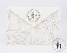 "Invitatii nunta vintage cu motive botanice – ""EVA"" Container, Weddings, Cards, Vintage, Wedding, Maps, Vintage Comics, Playing Cards, Marriage"