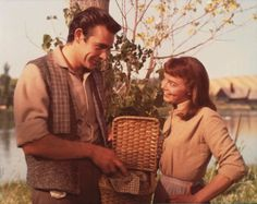 One of my favorite movies, Darby O'Gill and the little people