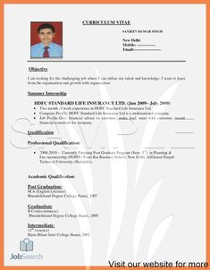 11 Best Cv Resume Template Download Free 2020 Images In 2020