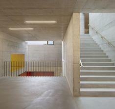 Gallery - Orientation School Extension in Kerzers / Morscher Architekten - 4