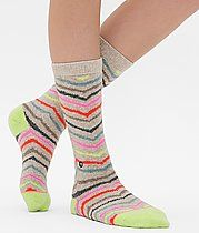 Stance Lily J Socks at Buckle- size small/5