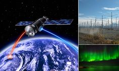 Particle accelerator in space could create artificial auroras