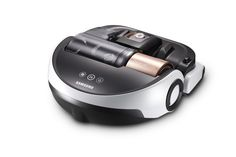 VR9000H is a robot vacuum cleaner with strong suction power that does away with the previous method of sweeping.