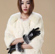 Cheap dress services, Buy Quality dress 4xl directly from China trim Suppliers: Material: Sheep leather,rabbit fur trimInner lining: CottonWeight: 50gSuitable for hand girth: 16-18.5cmMiddle finger Le