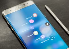 Samsung plans to issue a software update for its recalled Galaxy Note 7…