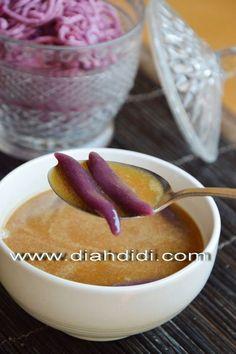 Diah Didi's Kitchen: Es Kolak Cendol Ubi Ungu
