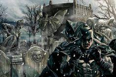 Um Batman sedento por justiça e suas três lições de Natal.