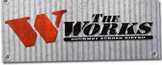 The WORKS Gourmet Burger Bistro has been open a few months now and has become a favourite - great food and great service Types Of Burgers, Gourmet Salad, Body Positive Quotes, Burger Places, Burger Toppings, Fire Grill, Casual Restaurants, Gourmet Burgers, Cafes