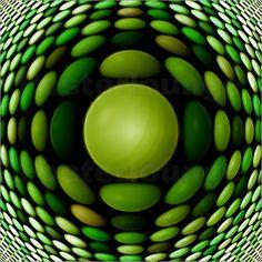 Dagmar Marina - retro style grün