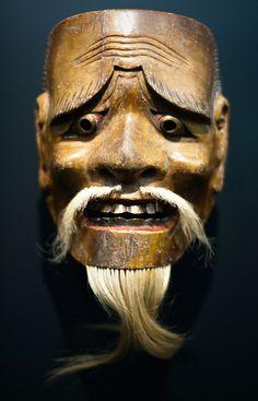 Japanese Masks | Japanese Mask | Flickr - Photo Sharing!