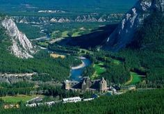 Visit Canada and enjoy the luxury accommodation at the The Fairmont Banff Springs with Cox & Kings Travel. Banff Ab, King Travel, Fairmont Banff Springs, Haida Gwaii, Fairmont Hotel, Hotel Services, Visit Canada, Luxury Holidays, Like A Local