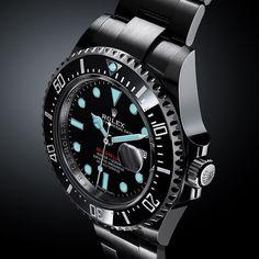 Neue Rolex Sea-Dweller: Leuchtendes Zifferblatt