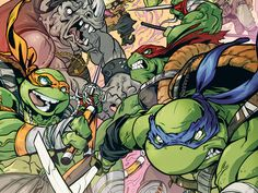 Tmnt - manhole by Mike Anderson - Dribbble