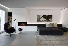 Burnazzi Feltrin Architetti Design a Private Residence in Trento, Italy   HomeDSGN