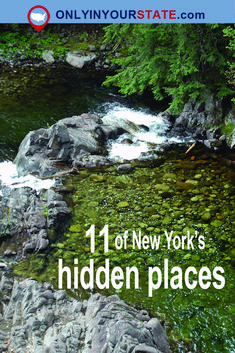 Travel | New York | Hidden Places | Hidden Gems | Unique | Beautiful | Attractions | natural Attractions | Secrets | Upstate New York | Photography