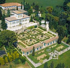 Villa Caprile, province of Pesaro and Urbino, Marche, Italy Great Vacation Spots, Great Vacations, Italy Vacation, Italy Travel, Vacation Trips, Wonderful Places, Beautiful Places, Beautiful Buildings, Villas
