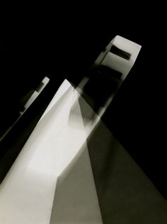 Laszlo Moholy-Nagy. 'Untitled (Photogram)' 1925