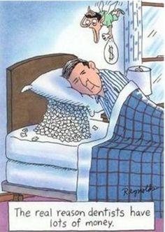 LOL!  #toothfairy #fairy #funny #joke #comic #dentist #dentistoffice #dentistjoke #cleanteeth #teethjoke #tooth #brush #floss #orthodintics #orthodontist #GasperLazzara #DrGasperLazzara #DoctorGasperLazzara #LazzaraFamilyFoundation #familyfoundation #charity #give #donate