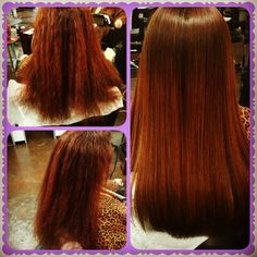 Fantastic #Keratin #smoothing treatment by Saghar #KeratinComplex #curls #straightning #flatiron #blowdry #blowout #blowbar #beforeandafter #laguna #lagunabeach #salon #hair #shine #fashion #hairaddicts #keratinhair