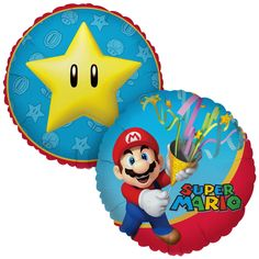 Super Mario Party Foil Balloon, 89404