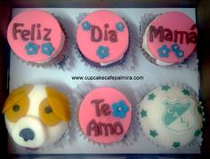 Mother´s day cupcakes