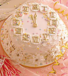 New Year Cake...Colette's Cakes | online store