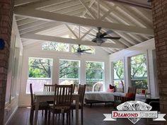 Diamond Decks-The Outdoor deck builders San Antonio, TX.