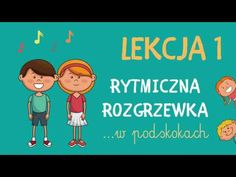 Lekcja 1 - Rytmiczna rozgrzewka W PODSKOKACH - YouTube Zumba, Preschool Activities, Whats Wrong, Montessori, Diy And Crafts, Family Guy, Education, Youtube, Children