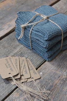 Julia  Grau  Design: # Dish - Cloth Strickanleitung kostenlos #