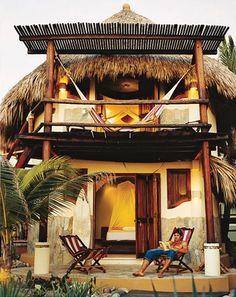 At Mazunte's Punta Placer hotel
