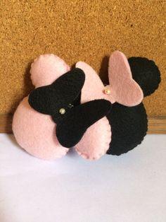 Lembrancinha Minnie - Chaveiro