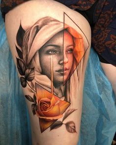 One of the most beautiful tattoos I've ever seen!