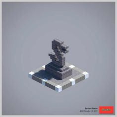 2017 Statue Collection (Redux) 2017 Statue Collection (R. - Minecraft about you searching for. Villa Minecraft, Minecraft Building Blueprints, Minecraft Statues, Minecraft Structures, Minecraft Medieval, Minecraft Castle, Minecraft Plans, Minecraft Tutorial, Minecraft Architecture