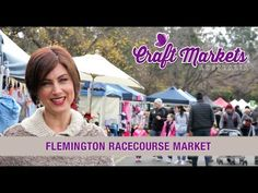 Flemington Racecourse Market provides the best of regional Victorian produce and craft work just around the corner for millions of Melburnians. Flemington Racecourse, Handmade Market, Food Stall, Melbourne Victoria, Craft Markets, Holiday Activities, Homemade Crafts, Stalls, Family Holiday