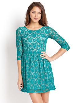 FRENCH CONNECTION Lizzie Lace Dress