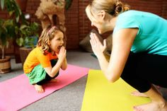 Have a little yogi in your life? Portland Child Yoga