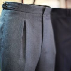 Gentlemen Of The Street - @bntailor handmade trousers! Walk with Style like...