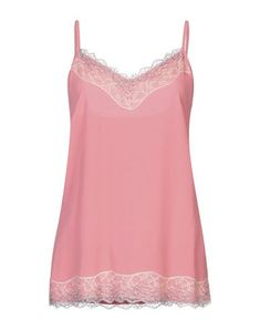 Beatrice B Women Top on YOOX. The best online selection of Tops Beatrice B. Ladies Slips, Camisole Top, Classy, Lingerie, Tank Tops, Pool Fence, Shirts, Clothes, Shopping