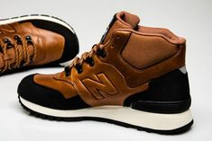 High Shoes - New Balance Trail 755 New Balance Trainers, New Balance Shoes, Sock Shoes, Men's Shoes, Shoes Sneakers, Sneakers Fashion, Fashion Shoes, Mens Fashion, Tennis