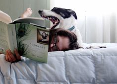 Hit the books this summer with these irresistible dog-centric reads.