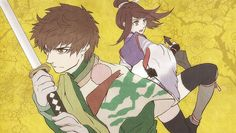 Swordmaster and Ninja