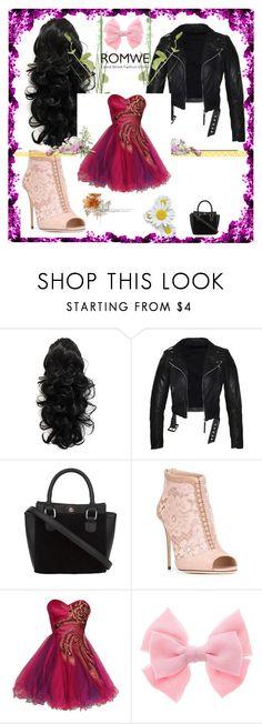 """dana"" by shakiadinkins on Polyvore featuring beauty, Dolce&Gabbana and MANU"