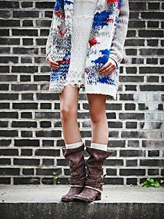 Drazen Mid Boot (chocolate) | Size: 6 | Free People