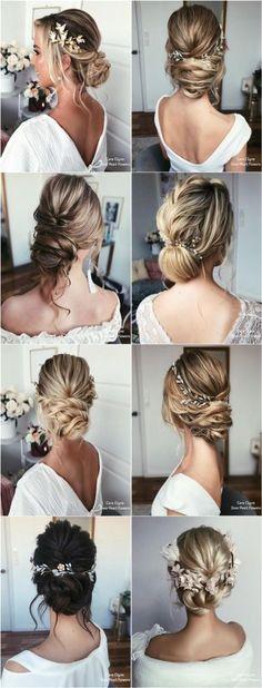 Cara Clyne Long Wedding Hairstyles and Wedding Updos - Frisuren - Mariage Hairdo For Long Hair, Wedding Hairstyles For Medium Hair, My Hairstyle, Hair Updo, Hairstyle Ideas, Vintage Hairstyles, Hairstyles Haircuts, Trendy Hairstyles, Braided Hairstyles