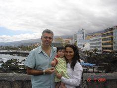 Tenerife con los primos