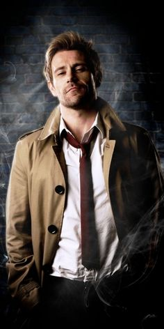 Constantine Is A Nasty Piece Of Work In New First Look Featurette - The NBC drama series has conjured up new clips and behind the scenes footage in anticipation for its debut.