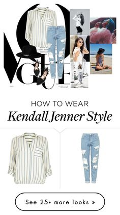 """""""Fabulous at every age"""" by ag18nese on Polyvore featuring River Island, Topshop and H&M"""