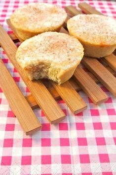 Kaneel suiker muffins